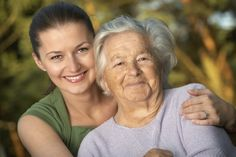 Senior Woman Health Care Facilities In West Palm Beach