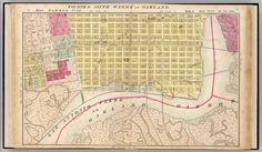 Fourth and sixth wards Oakland 1878