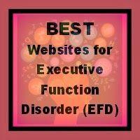 Help for Struggling Readers: BEST Websites for Executive Function Disorder (EFD)