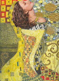 artisticascuola: Omaggio a Klimt...