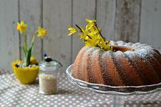 tvarohová bábovka Pumpkin, Vegetables, Food, Pumpkins, Essen, Vegetable Recipes, Meals, Squash, Yemek