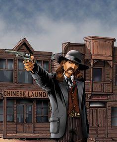 Will Bill - Deadwood R.Droulez