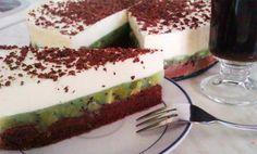 Fantastický raffaello krém do různých dezertů Czech Recipes, Russian Recipes, Sweet Cakes, Pavlova, Kiwi, Amazing Cakes, Sweet Recipes, Sweet Tooth, Cheesecake