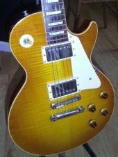 2001 Gibson Les Paul R-8 Lemonburst > Guitars : Electric Solid Body - 9 South Guitars | Gbase.com