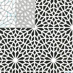 geometric patterns Más