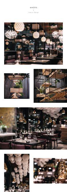 MIKÔTO \ Restaurant Interior