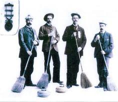 Duluth Curling Club Team Circa 1894
