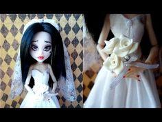 Свадебное платье на ютубе