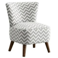 Designed in top-notch comfort and style, this Skyline Furniture traditional accent chair is the perfect spot to relax. A perfect combination of style and stability, this accent chair comes designed with cotton upholstery and a solid wood base frame. Living Room Seating, Living Room Chairs, Dining Room, Dining Chairs, Lounge Chairs, Upholstered Accent Chairs, Armless Chair, Mid Century Modern Furniture, Dot And Bo