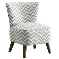 love this chevron chair!