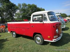 VW pickup