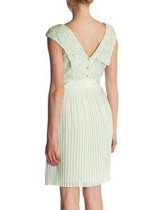 ALIANA - Lace dress - Mint | Womens | Ted Baker UK