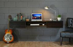 Small Desks For Save Your Home Space Ideas4