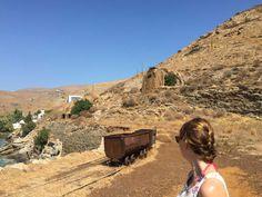 #mining #island #greece #cyclades