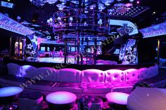 Project - Club in France, 2015 3d Design, House Design, Nightclub, Virtual Tour, Book 1, See Photo, Tours, France, Future