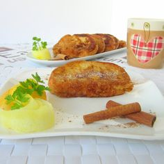 Torrijas: Spanish Style French Toast