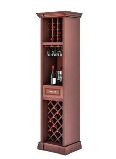 Винный шкаф (для хранения вина) 1002 Деметра Вудмарк