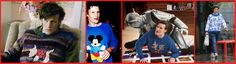 He can rock your grandma's sweaters | Community Post: 11 Reasons Matt Smith Is Cooler Than You