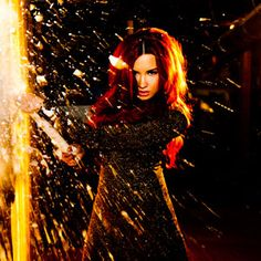 Demi Lovato <3 photoshoot:tyler shields This is one of my favorites.
