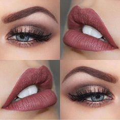 The perfect makeup palette for an autumn wedding … makeup wedding brown eyes The perfect make-up range for a fall wedding up … - My WordPress Website Makeup Inspo, Beauty Makeup, Makeup Ideas, Makeup Inspiration, Makeup Style, Makeup Tools, Makeup Artists, Huda Beauty, Makeup Brushes