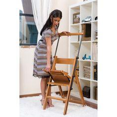 Funktionale #Sitzleiter bei #Vivat! - Ideal für die kleine #Bibliothek daheim