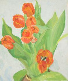 Tulips by Lynne Bindman