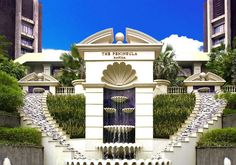 The Peninsula Manila - Makati City, Philippines.have stayed here twice now, it is the finest hotel in the world. Regions Of The Philippines, Philippines Travel, Davao, University Of Santo Tomas, Amsterdam, Rome, Subic Bay, Peninsula Hotel, Peninsula Bangkok