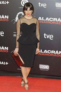 Año 2013  Stella McCartney fue la elegida en esta ocasión para vestir a la deslumbrante actriz en el estreno de Alacrán Enamorado. Acompañan...