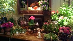 gramercy tavern flowers - Google Search