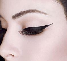maquillaje, eyeliner