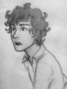 Leo Valdez. It's a cool sketch. Like, SUPRISE <------his face when izzy carolyn and i walked into chb
