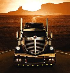 Show Trucks, Big Rig Trucks, Pickup Trucks, Custom Peterbilt, Peterbilt Trucks, Truck Quotes, International Harvester Truck, Truck Transport, Truck Art
