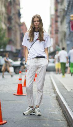 Caroline Brasch Nielsen Off Duty Street Style Inspiration