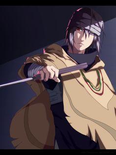 Sasuke Uchiha by YukikoFuyu