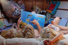 kids reading ocean book in their bunk Welcome Aboard, Kids Reading, Sustainable Living, Live Life, Sailing, Ocean, Book, Orange, Future