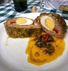 Rollo de carne picada relleno. (Rollo al Horno) - http://www.mytaste.es/r/rollo-de-carne-picada-relleno--rollo-al-horno-16725097.html