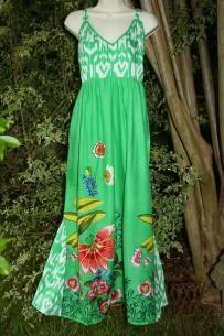 Wildflower Meadow Maxi Dress (Plus Size)