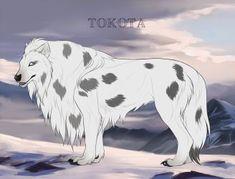 Mona 35329 by TotemSpirit on DeviantArt Mythological Creatures, Fantasy Creatures, English Horses, Big Wolf, Beast Creature, Anime Wolf, Various Artists, Predator, Tack