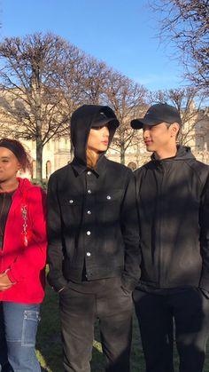 Hot Korean Guys, Cute Korean Boys, Korean Men, Asian Boys, Pretty Men, Beautiful Men, Jung Jinhyeong, Kpop Rappers, Aesthetic Boy