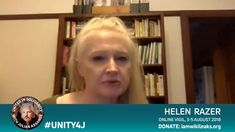  Elizabeth Lea Vos speaks with Helen Razer (Australian writer and journalist) in this vigil which ran from August With Julian's healt. Writer, Interview, The Unit, Writers, Authors