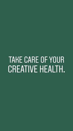 Take Care Of Yourself, Positivity, Colorful, Health, Health Care, Optimism, Salud