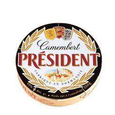 Président Camembert cheese