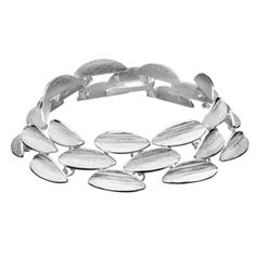 Cones Sterling Silver Bracelet by Lapponia