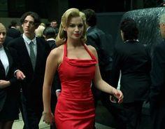 Girl in Red Dress (Fiona Johnson) - Matrix