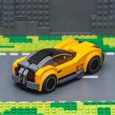 Speed Spider _ _ _ _ #lego #speedchampions #legomoc #conceptcar #legocity #afol #legocar #scalemodel #brickcentral by peteris_sprogis