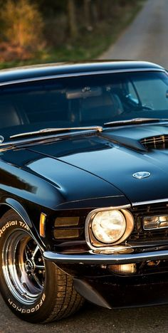 62 super Ideas for classic vintage cars muscle ford mustangs Mustang Cabrio, Ford Mustang Fastback, Ford Mustang Shelby, Ford Mustangs, Mustang Boss, Jaguar Xj, Classic Mustang, Ford Classic Cars, Cadillac