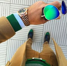 MTD Style / Rolex @rolex - Prada shoes - Hermes belt @hermesofficial #dnkdmr7