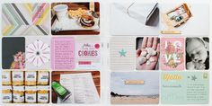 Project Life 2014   Aug 18-24 (main PL kit only) by *paperandglue* at @studio_calico - Stephanie Baxter
