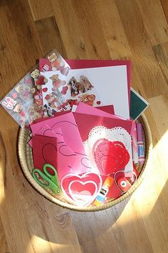 Set up a card-making station at a party: Brighten the day of an adult or child undergoing cancer treatment by letting them know someone is thinking of them. Set up a card-making station at the party, with lots of stickers, glitter glue, stamps and markers and let the kids create a masterpiece. Older kids could sew a small craft like a teddy bear to be donated to a pediatric cancer ward