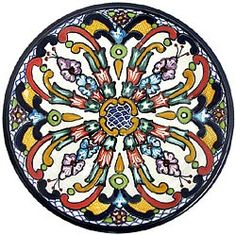 MEXICAN PATTERN DINNERWARE « Free Patterns